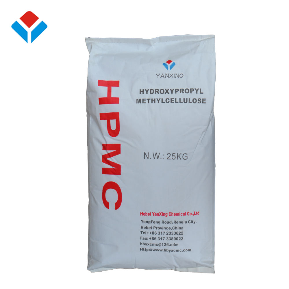 Dispergerende agent HPMC voor textiel chemische Hydroxy propyl methyl cellulose