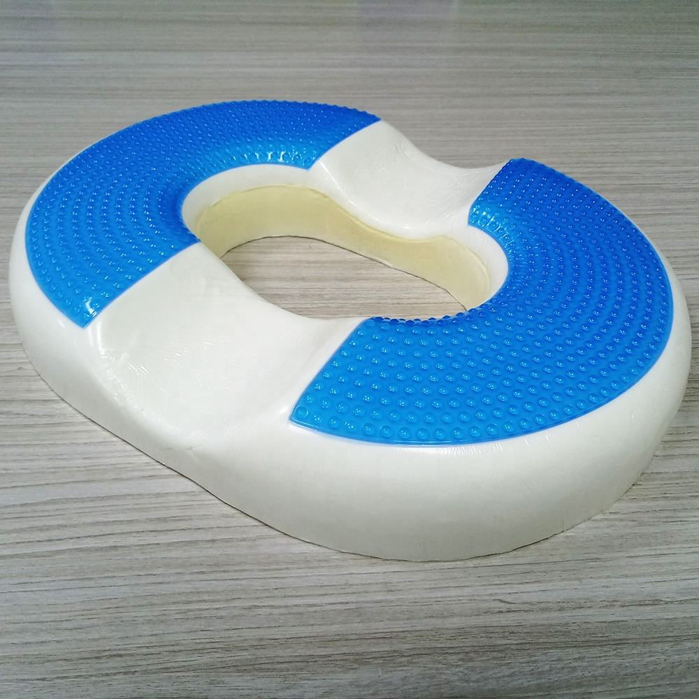 Premium orthopaedic surgical ring / donut pillow with gel