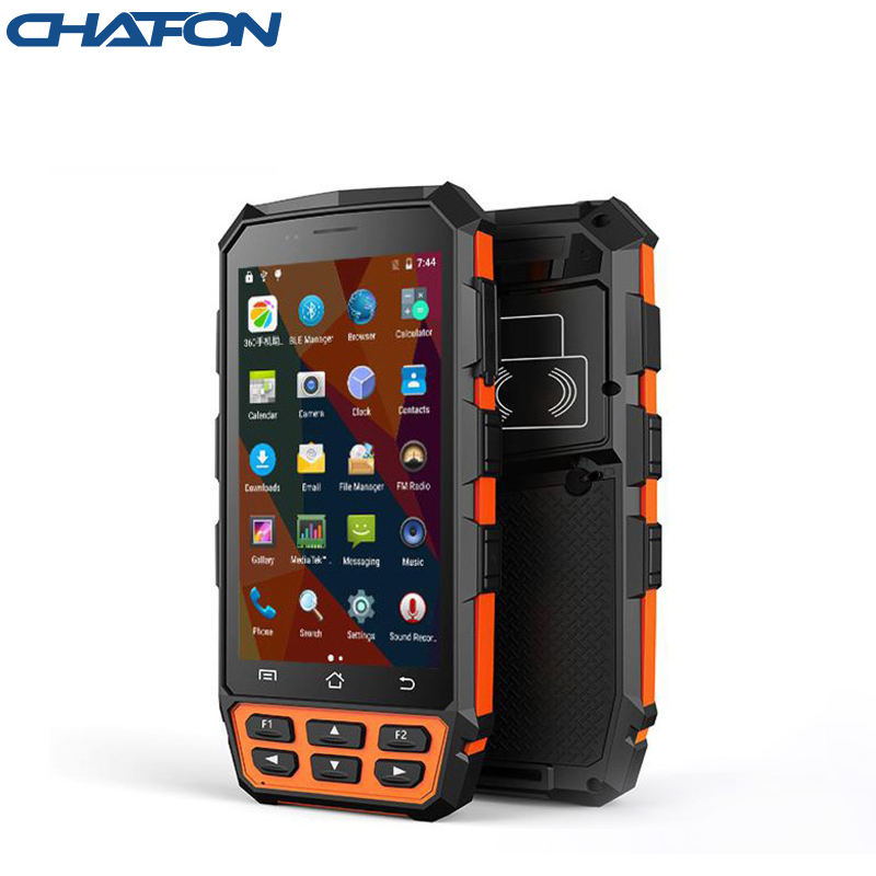 CHAFON IP65 Android 5.11 WIFI Bluetooth 4G GPS Camera uhf 1m handheld android rfid reader