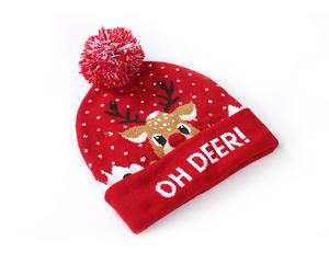 2020 Hot Sale Custom Winter Promotional Christmas Santa Hats