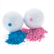 Gender Reveal Blue Pink Baseball New Gender Reveal Party Popper Ideas 2pcs in a Box Hot sale products