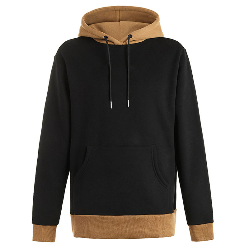 Street Style Custom Oversized Mens Hoodies Blank Plain Bulk Winter xxxxl Jumper Men's Sweatshirt Pullover Hoodies