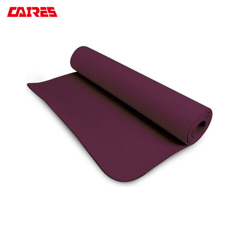 Competitive price exercise anti-slip gymnastics folding mats workout mat yoga mat