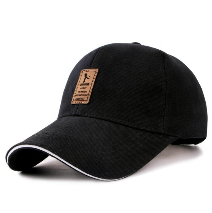 Fashion Custom Applique Embroidered High Quality 6 Panel Men Women Hats Baseball Cap