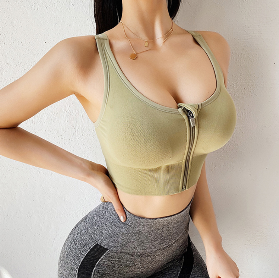 aola wholesale custom design seamless sports bra