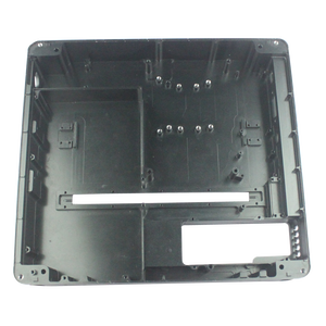 CNC Aluminum Wholesale Custom Horizontal Acrylic Gaming Computer Cases