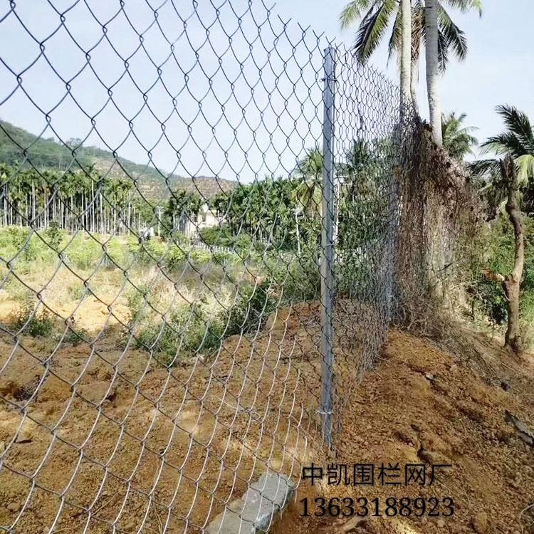 Competitive price factory price making machine making Chain Link Fence for farm