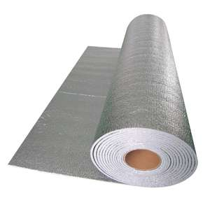 Fire retardant sound absorbing soundproof material