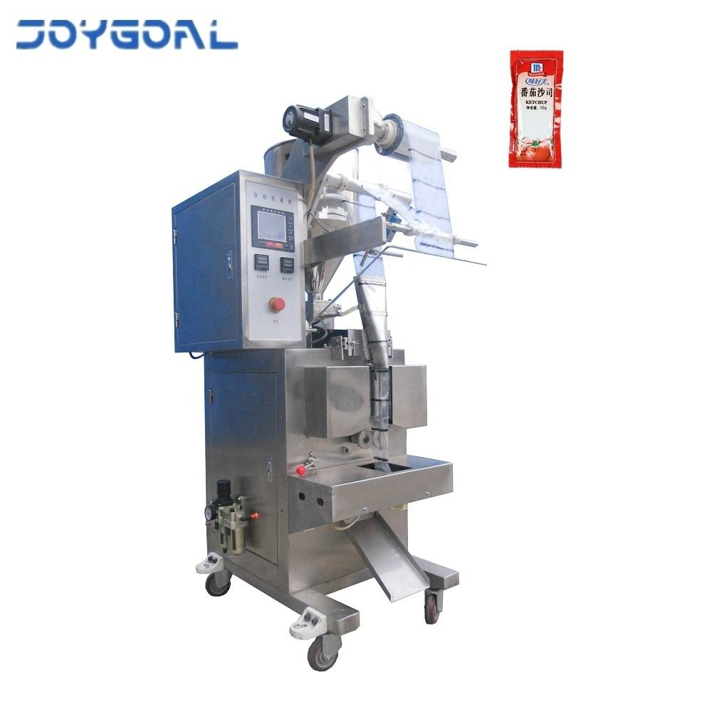 Automatic Vertical Thousand Island Sachet Packing Machine