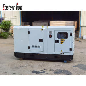 Powered by Yangdong 9kw 10kw 11kw New Design 3 phase 380V brushless alternator water cooled silent type diesel generator factory