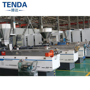 PVC extruder machine /production line machines/ twin screw