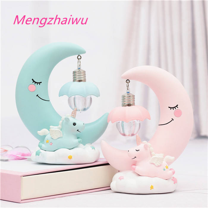Canada best selling home decoration accessories gifts promotion girls room dream baby led small night light
