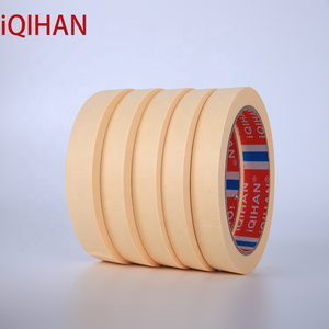 High temperature adhesive car paint 3m masking tape automotive