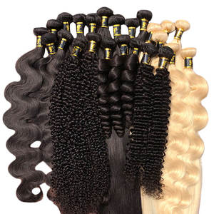 Free Sample Virgin Mink Brazilian Hair Bundles, Brazilian Human Hair Weave Wholesale, Virgin Brazilian Cuticle Aligned Hair