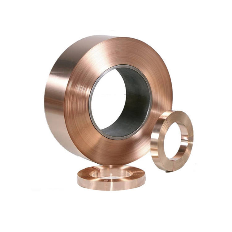 High Precision Tin Phosphor C5191 Bronze Copper Strip for Manufacturers