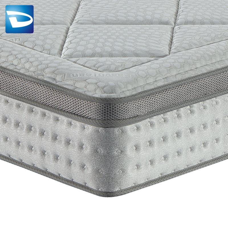 Double Bed sponge mattress made in china 180x200