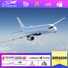 transport china europe ups special line air delivery service  door to door service to fba