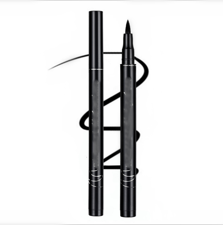 Amazon Hot Bán Thời Trang Màu Đen Gel <span class=keywords><strong>Lỏng</strong></span> Eyeliner Make Up Waterproof Eye Liner