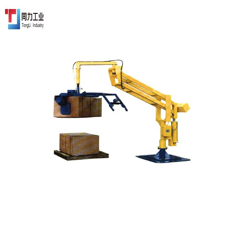 Garment Shops [ Crane ] Mini Lifting Crane Automatic Car Manipulator Robot Arm