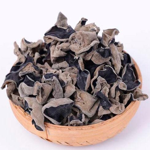 производителя черный сушеные редких съедобный Деревянный Гриб черный сушеные грибы одиночные специи органические грибок на куски