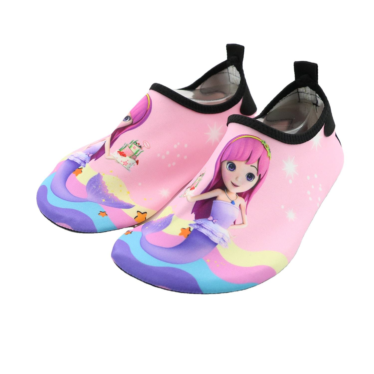 Fancy Design Very Soft Aqua Skin Lake Water Shoes River Tracing Ladies Waterproof Sport Shoes
