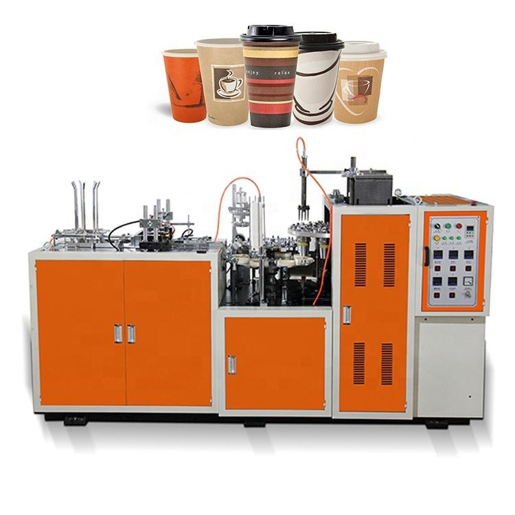 Automatic Forming Printing Machine Paper Cake Cup Making Machinery