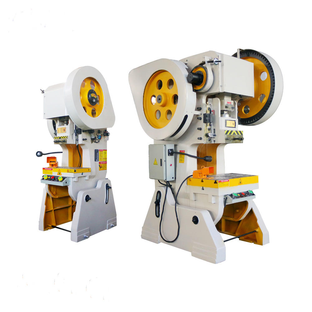 Slotted die brake pads d cut metal letter plate hole aluminium cutting panel punching machine