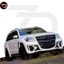 Factory direct sales GL class body kits body kit for GL X166 GL320 GL350 GL450 GL500 GL550 GL63 ZD style FRP full body kit