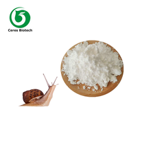 Ceres supply cosmetic ingredients high quality snail slime extract