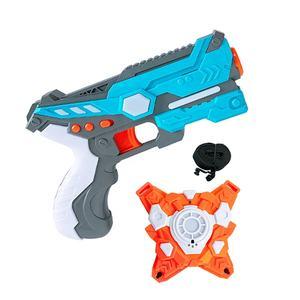 Selling Battle Game Elektrische Speelgoed Set Vest Infrarood Laser Tag Speelgoed Schieten Pistool Voor Kinderen