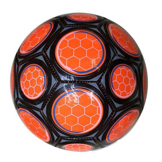 Promotional Wholesale customer froth of PVC machine stitched balon de futbol football pelota