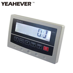 HY16-H Guaranteed quality electronic scale weight indicator lighting LCD display weighing indicator