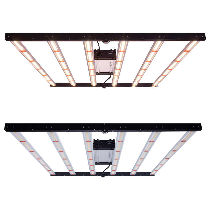 Waterproof Samsung led grow light bar hydroponic full spectrum grow lamp horticulture plant light for indoor plant