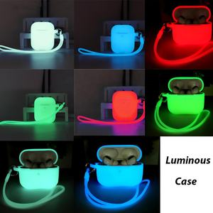 Luxury Luminous High Quality customize forAirpod pro cover Accessories fashion For Airpods Case