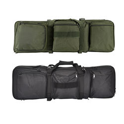 Tactical Men's Deluxe Padded Weapons Case Hunting Gun Rifle Bag