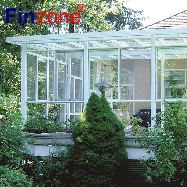 remarkable aluminum frame glass garden veranda sunroom