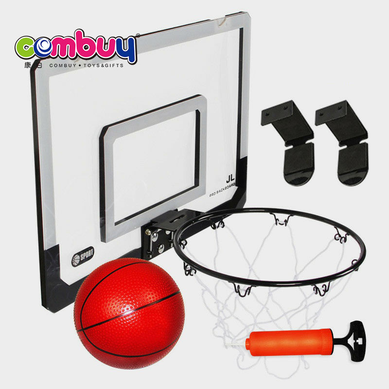 New product indoor play sport game toys transparent basketball board