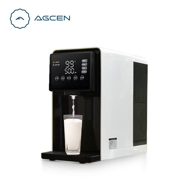 Agcen Food Grade Plastic TDS indicating RO water purifier with 7L tank