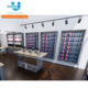 Cellphone Store Display Fixture Cell Phone Accessories Retail Display Stand Cell Phone Wall Showcase