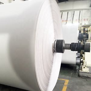 Premium Quality Virgin Wood Pulp Woodfree Offset Printing Paper 50-250GSM
