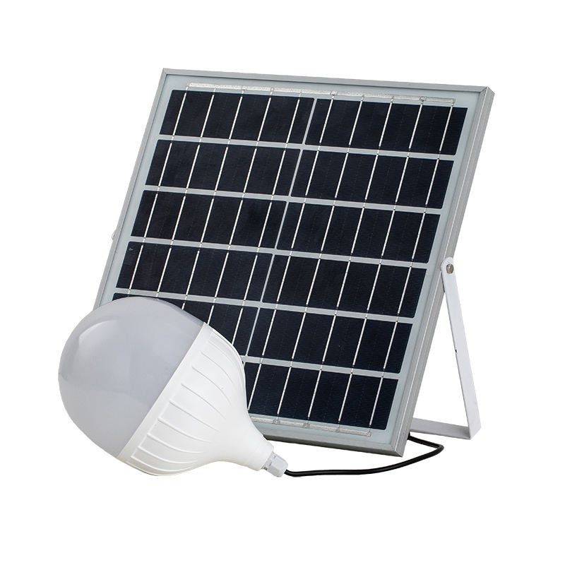 The Most Popular High Quality 18w/6v Solar Led Bulbs Solar Home Lighting System For Africa No Electricity Areas