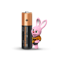 LR6 AA1.5V aa batteries alkaline battery size aa lr6 1.5v for duracell