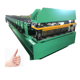 Glazed tiles roofing sheet pressing machinery panel roll former tile zinc roof making machine