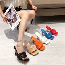 Women's sandals High Heels Large Size 35-41 Summer Shoes Women Luxury Ladies sandal Sexy Party sandals 2020