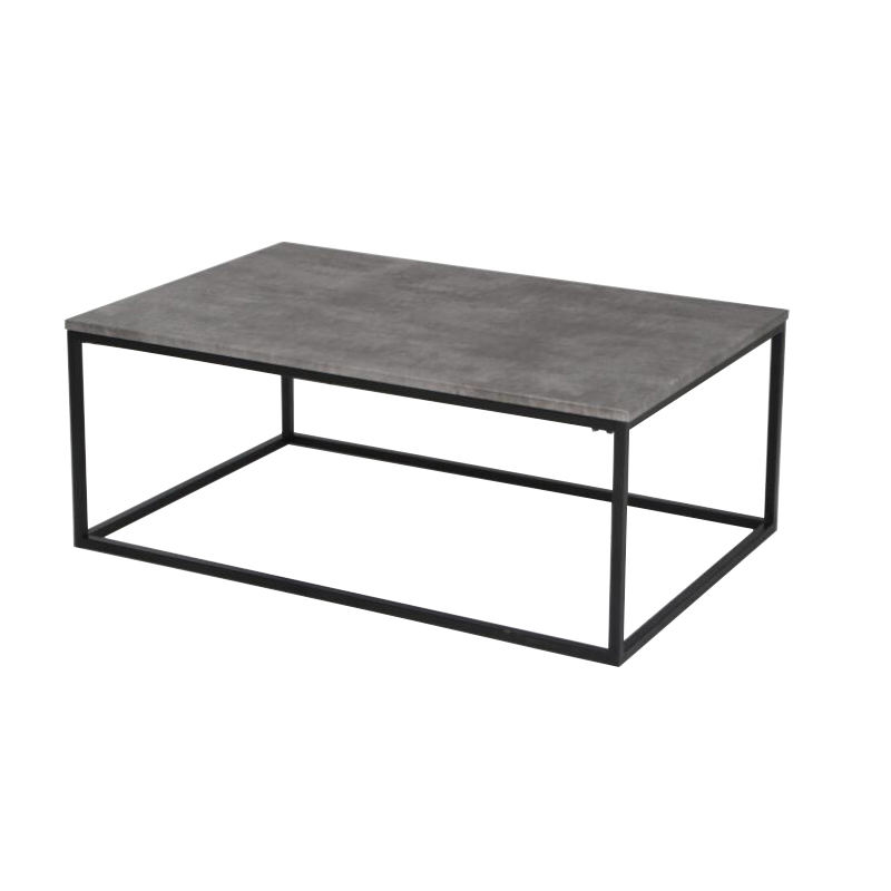Chinese modern designer Living home furniture geometric modeling glass mirrored tea coffee table