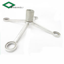 stainless steel fittings curtain wall accessories hot fittings
