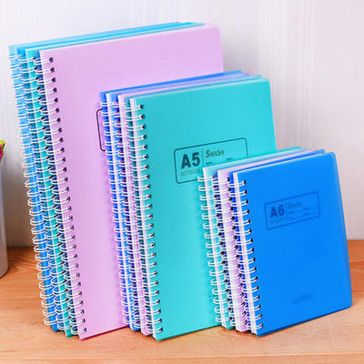 Hot Sale Sederhana Disesuaikan Spiral Notebook