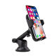 Dashboard Mobile Phone Stand 360 Rotation Smartphone Mount For Cell Phones In Car