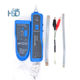 Iso [ Lan Tester ] Cable Tester Network Cat5 Cat6 UTP STP RJ45 LAN Cable Tester Wire Tracker Tracer Line Finder