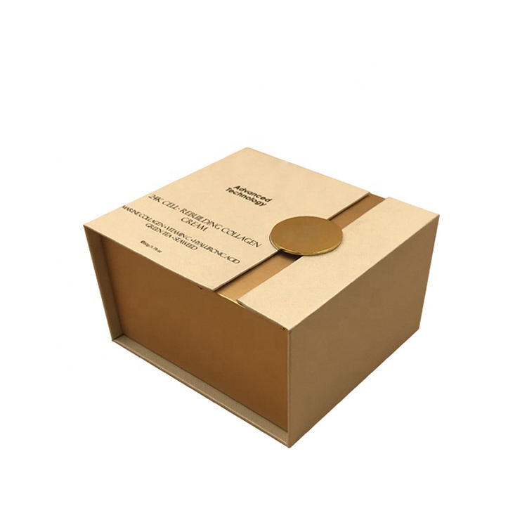 Hot sale gift boxes packaging magnetic lid gift box packaging with paper board